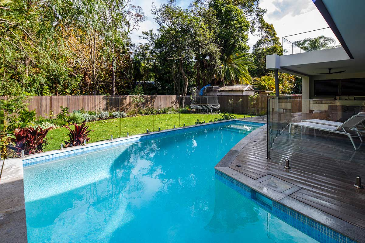 Integreted Swimming Pool – Avalon